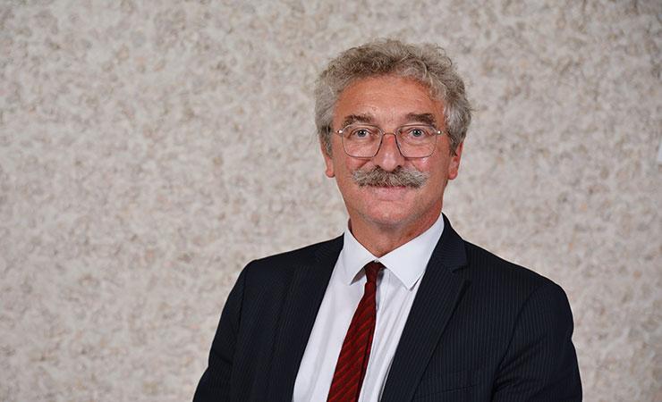 Portrait de Jean-Luc Chenut