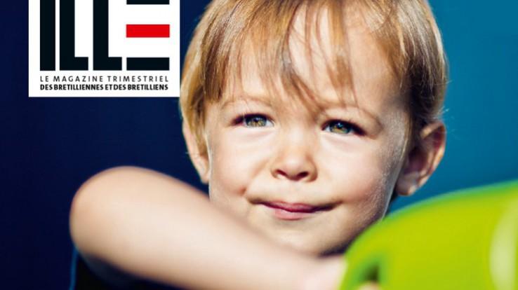 Enfant, magazine Nous Vous Ille