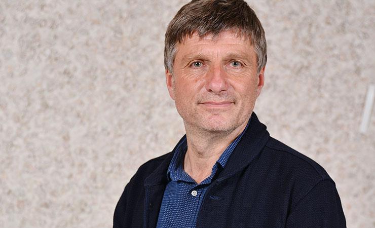 Portrait de Jean-Paul Guidoni