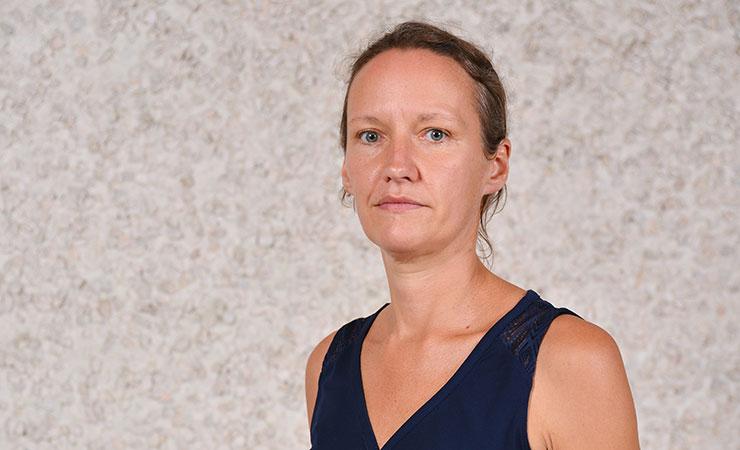 Portrait de Marion Le Frène