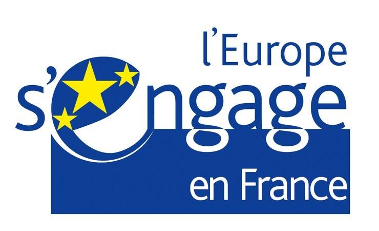 Logo l'Europe s'engage en France