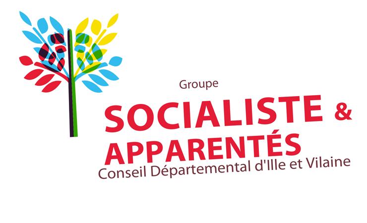 Logo Groupe Socialiste et Apparentés