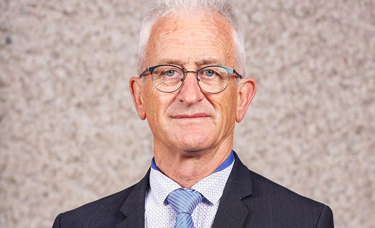 Portrait de Roger Morazin