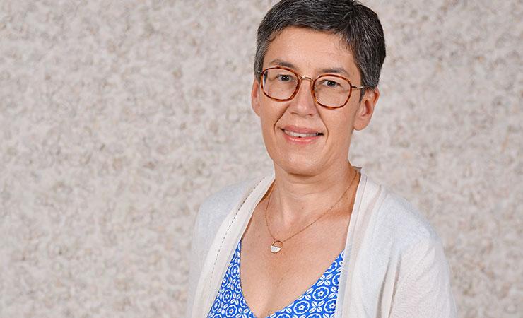 Portrait d'Emmanuelle Rousset