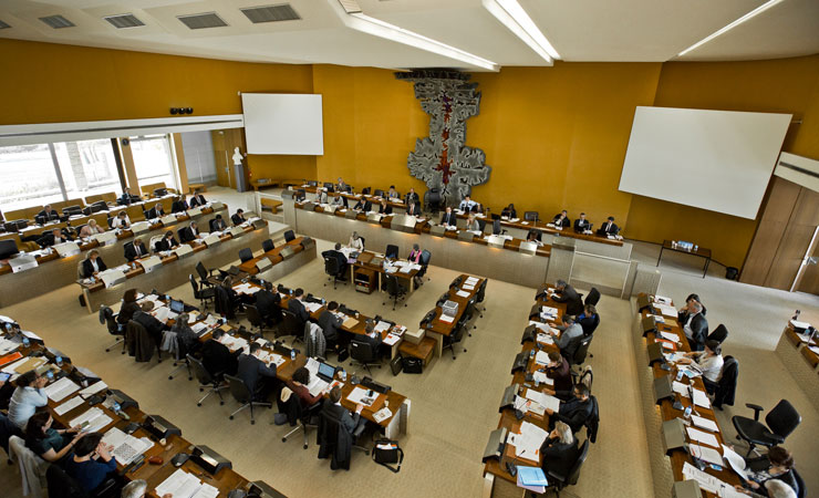 salle de l'assemblée