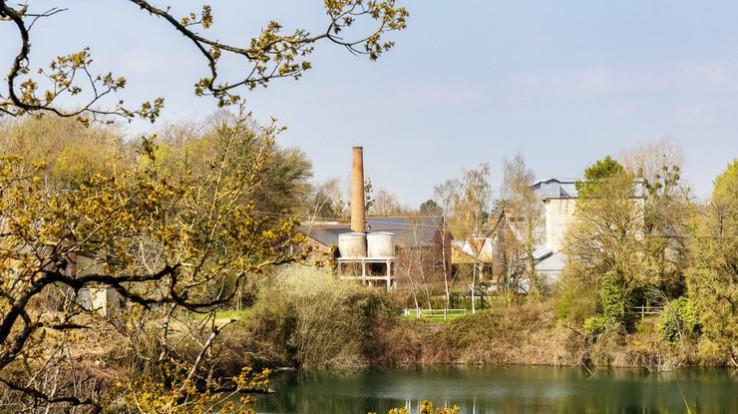 site lormandière