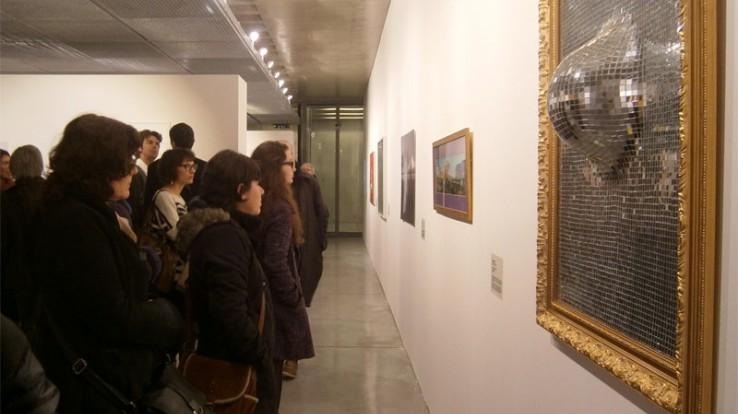 Exposition du Fonds départemental d'art contemporain