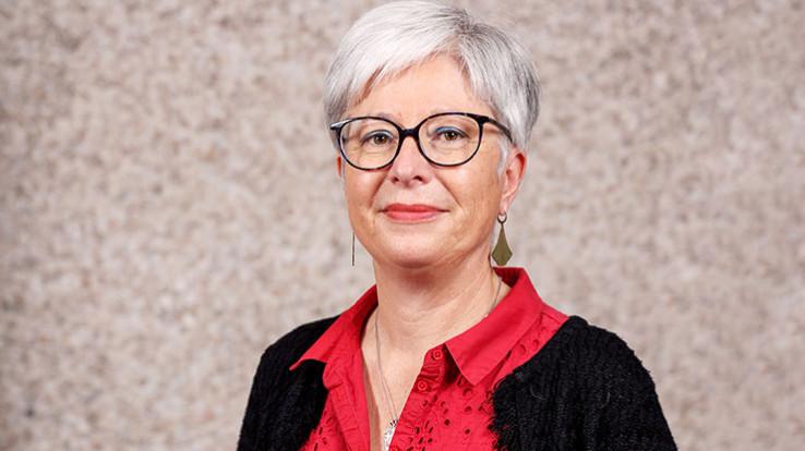 Portrait de Cécile Bouton