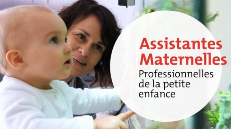 Assistante maternelle