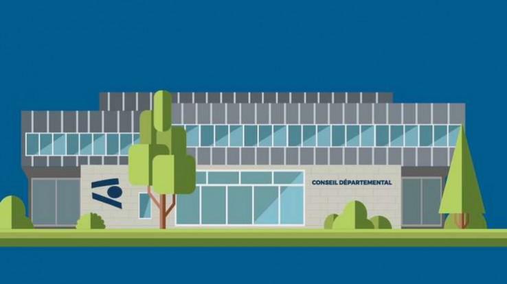 bâtiment département