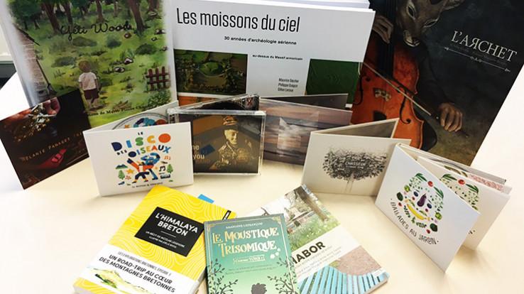 sélection livres et cd