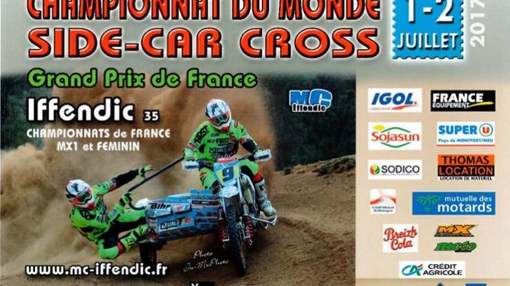 Championnat du monde side-car cross iffendic