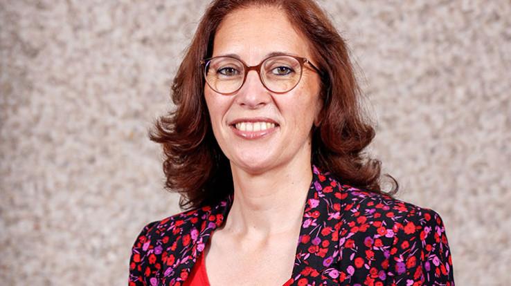 Portrait d'Isabelle Courtigné