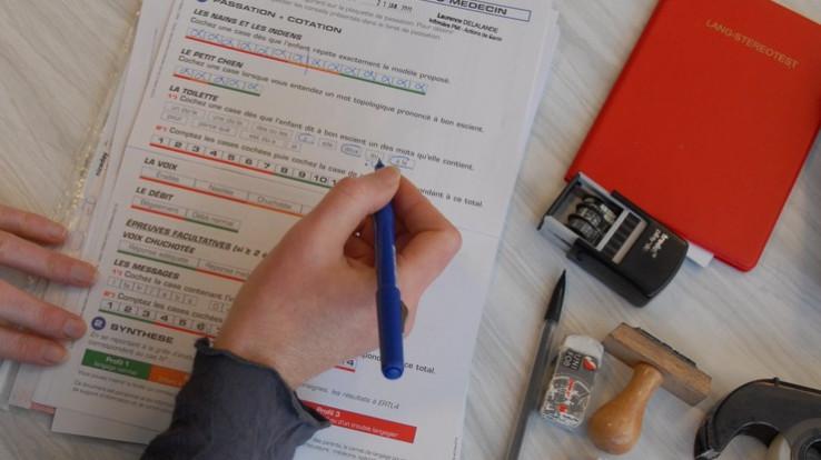 formulaire papier