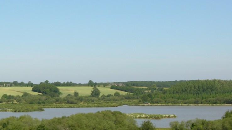 Le domaine de Careil, un des espaces naturels du Département