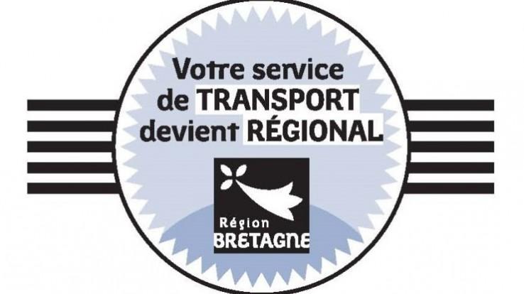 Logo transport régional