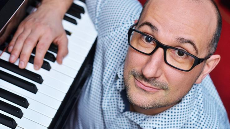 Cyril Planchon compose désormais pour le cinéma. © Franck Hamon