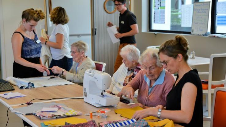 Personnes âgées, Trouver une solution relais, une solution temporaire
