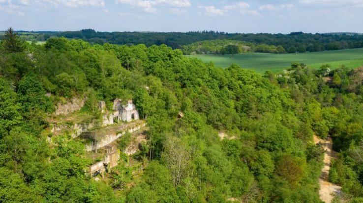 Les mines de Brais à Vieux-Vy-sur-Couesnon