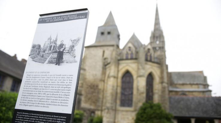 Eglise de la Guerche-de-Bretagne
