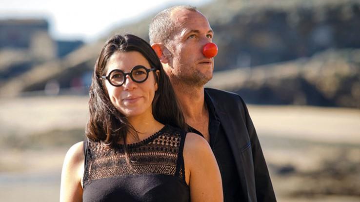 Florence et Arnaud se frottent à tous les publics. Leur association est agréée par l'éducation nationale. © LGSphotos