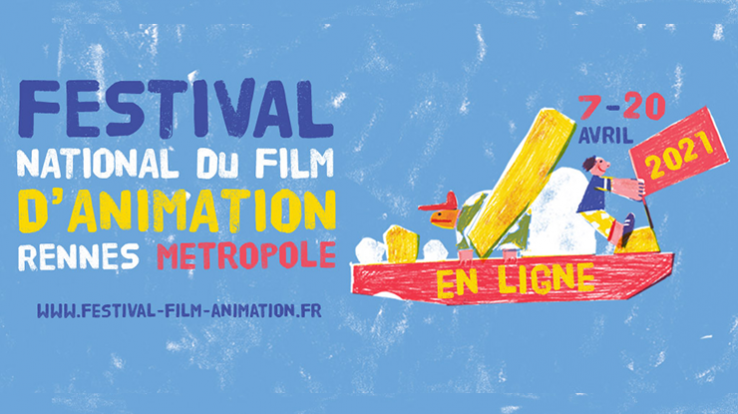 affiche festival animation