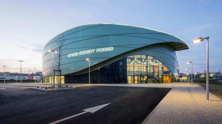 Stade couvert d'athlétisme Robert-Poirier