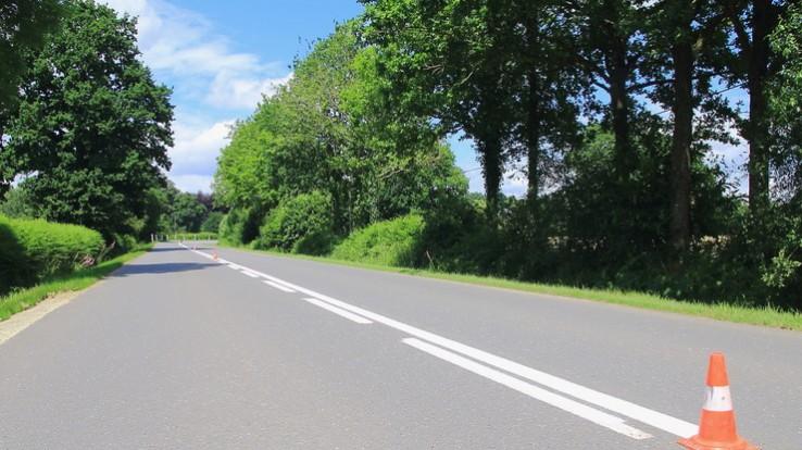 travaux, routes