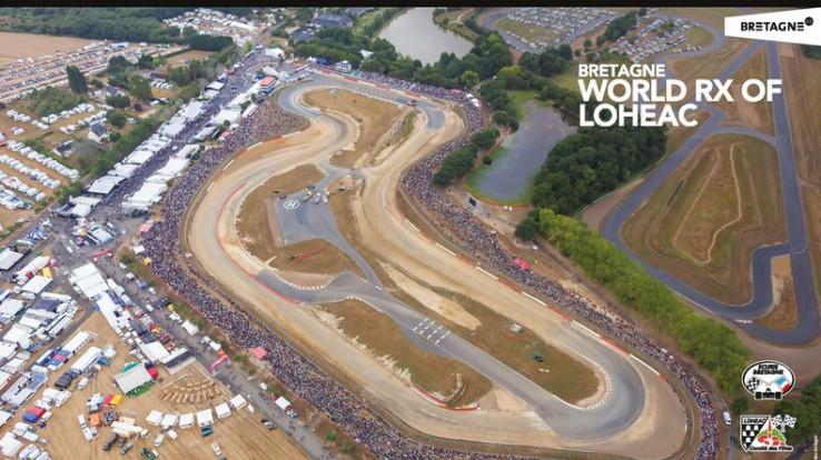 Championnat du monde de rallycross : Lohéac, capitale du sport automobile !