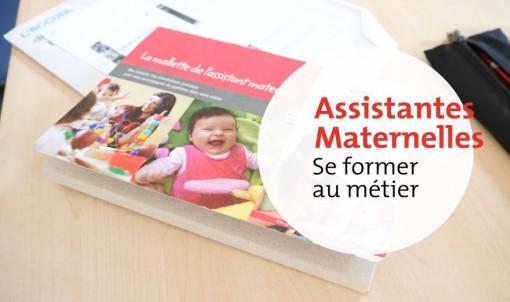 Assistantes maternelles agréées : comment sont-elles formées au métier ?