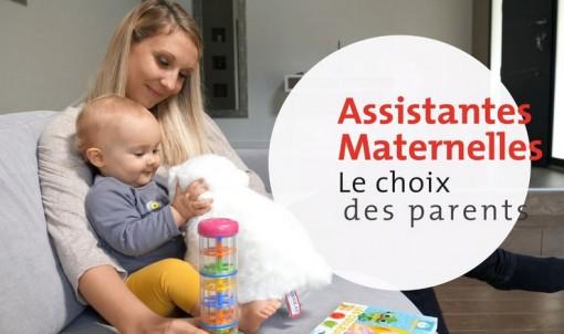 Assistantes maternelles agréées : la parole aux parents