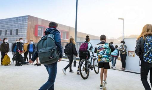Rentrée 2020 : trois nouveaux collèges ouvrent leurs portes