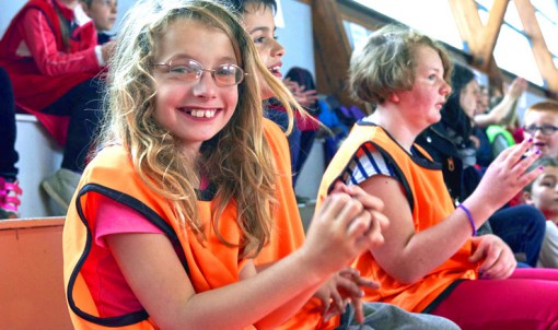 Sport, santé et handicap : une journée de sensibilisation ludique pour les CE2