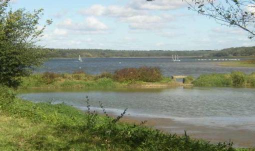 L'étang du Boulet © Département d'Ille-et-Vilaine