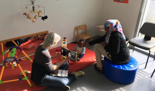 Une question sur le bon développement de votre enfant ? Pensez aux consultations de la PMI !