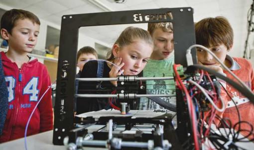 Une idée d'atelier ou d'animation pour développer la culture numérique des collégiens ? Faites la connaître !