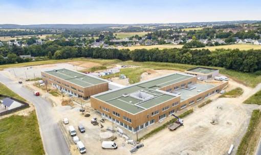 Nouveaux collèges de Laillé, Guipry et Bréal : la rentrée se précise
