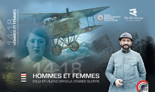 Hommes et femmes d'ille-et-Vilaine dans la Grande Guerre