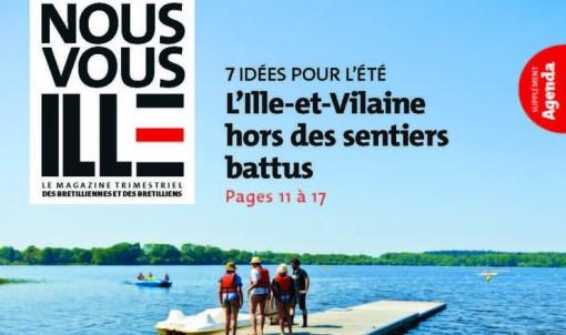 Le nouveau magazine Nous, Vous, Ille est sorti !