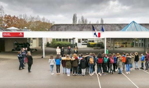 Saint-Aubin-du-Cormier : vers un collège quasiment neuf pour la rentrée 2024