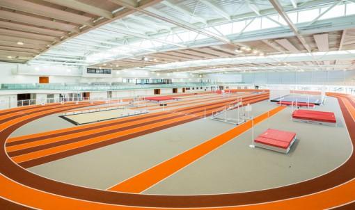 Les équipements du stade Robert Poirier à Rennes