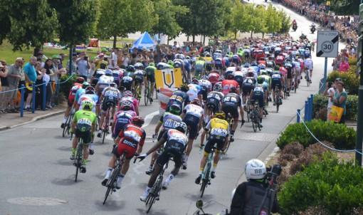 Tour de France à Fougères : suivez le guide