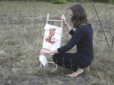 Image : VICTOIRE expose au château Le Rocher Portail