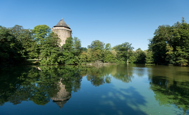 parc de la tour Duguesclin, Grand-Fougeray