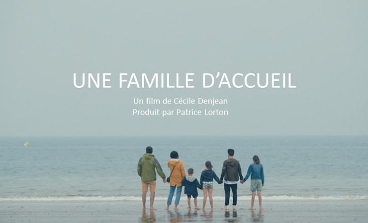 affiche film une famille d'accueil