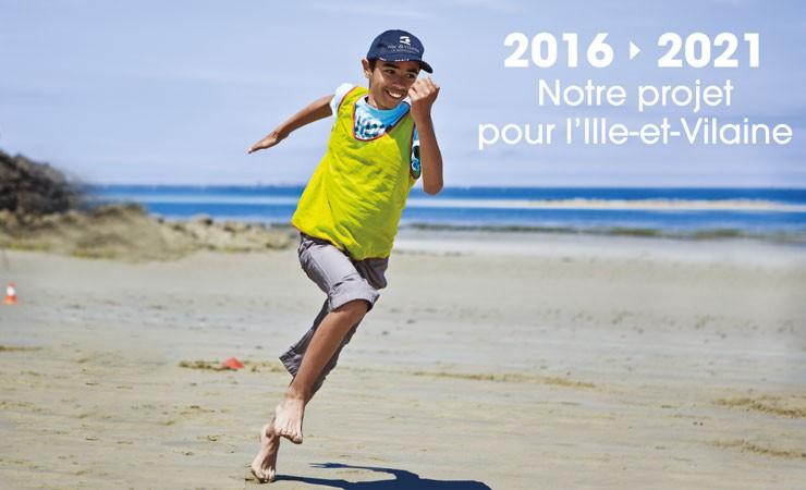 Projet 2016-2021 du Département d'Ille-et-Vilaine