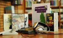 Livres, audio-livres de la médiathèque départementale