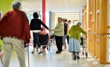 Etablissement accueillant des personnes âgées