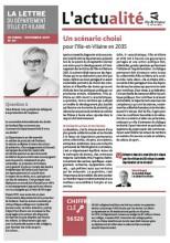 couverture La lettre du Département d'Ille-et-Vilaine 117