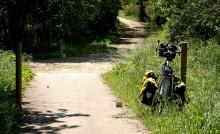 vélo bord de route